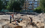 В Чернигове нашли редкие артефакты