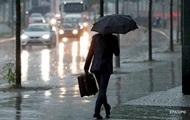 Київ до кінця тижня накриють дощі