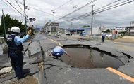 Мощное землетрясение произошло у берегов Японии