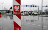 У Польщі на кордоні затримали українця