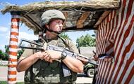 На Донбасі за день поранений один військовий