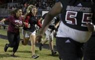 В США во время школьного матча произошла стрельба