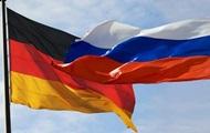 Немецкий бизнес выступает за отмену санкций против РФ
