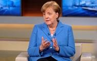 Меркель надеется на перемирие на Донбассе к 1 сентября