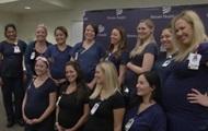 У лікарні США одночасно завагітніли 16 медсестер