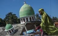 На індонезійському острові Ломбок стався новий землетрус