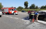 На Львовщине в ДТП попал автобус с 44 туристами