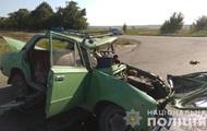 В Харьковской области столкнулись две легковушки: трое погибших