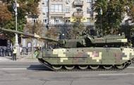На параде в Киеве покажут танк, адаптированный под стандарты НАТО