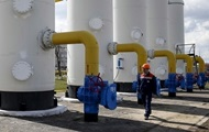 Украина накопила почти 14 млрд кубометров газа