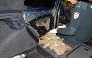 В Польше у украинца изъяли почти 50 кг янтаря