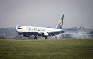 Ryanair объявила о запуске первого рейса из Киева