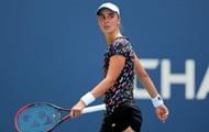 Калинина уступила во втором круге US Open и покинула турнир