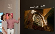 LG представила первый OLED-телевизор с 8K