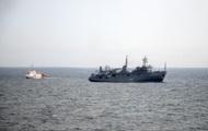 ВМС Украины провели боевые стрельбы