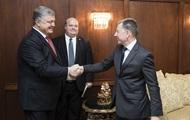 Порошенко и Волкер обсудили деоккупацию Донбасса