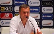 Хацкевич принял решение уйти в отставку