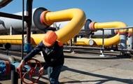Украина сократила транзит газа в августе