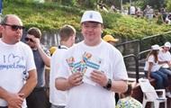 Жданов призвал украинских спортсменов брать пример с футболистов
