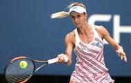 Цуренко завершила борьбу на US Open