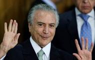 В Бразилии предоставили доказательства вины президента в коррупции