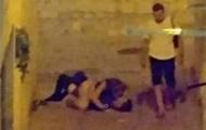 Пара занялась сексом на улице, напугав криками весь район