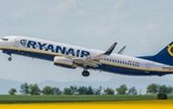 Ryanair запустит восемь рейсов из Польши в Украину