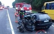 В Тернопольской области столкнулись два авто, есть жертвы