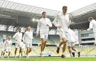 Украина - Словакия: команды определились с формой