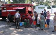 В Авдеевке начали подвоз воды