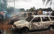 В Нигерии взорвался газовоз: погибли 35 человек
