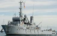 В Астралии семейная пара купила военный корабль