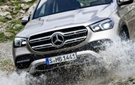 Mercedes-Benz рассекретил кроссовер GLE