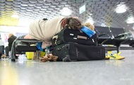 В Борисполе из-за задержки рейса застряли 150 пассажиров
