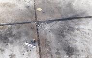 Во двор пенсионерки на Закарпатье бросили взрывное устройство
