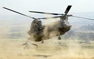 В Ірані розбився військовий вертоліт
