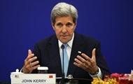 Джон Керри: США знали, что Асад скрыл химоружие