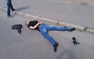 Под Харьковом задержали рэкетиров, один был убит
