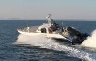 В ГПС заявили об опасных маневрах катера РФ в Азовском море