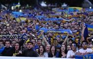 Во Дворце Спорта прозвучал гимн Украины после фееричной победы над Исп