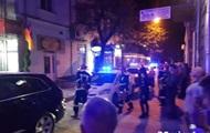 В Тернополе парень выпал с террасы ресторана на шестом этаже