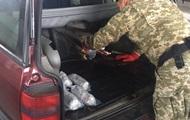 Украинец пытался вывезти 21 кг наркотиков в топливном баке