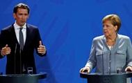 Меркель і Курц виступили за посилення охорони кордонів ЄС
