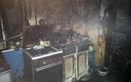 Во время пожара в Кривом Роге погибли три человека