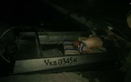 В Херсоне украинец на лодке протаранил российский танкер
