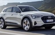 Немцы рассекретили кроссовер Audi e-tron
