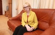 Денисова требует допустить ее к Балуху