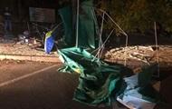 В Николаеве разгромили палатки зоозащитников