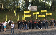 В полиции подсчитали количество митингующих под Кабмином