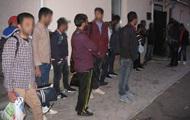 Под Измаилом задержали 15 нелегалов из Азии